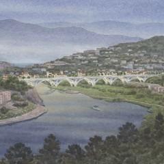 Taiji Fishing Village Bridge Proposal